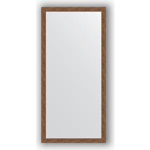 Зеркало в багетной раме поворотное Evoform Definite 73x153 см, сухой тростник 51 мм (BY 1114) зеркало evoform by 1180