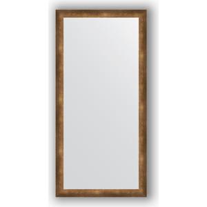 Зеркало в багетной раме поворотное Evoform Definite 76x156 см, состаренная бронза 66 мм (BY 1120)