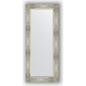 Зеркало с фацетом в багетной раме поворотное Evoform Exclusive 61x146 см, алюминий 90 мм (BY 1170)