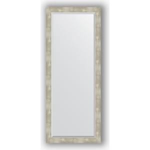 Зеркало с фацетом в багетной раме поворотное Evoform Exclusive 61x151 см, алюминий 61 мм (BY 1189) risunmotor exclusive customized black