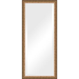 Зеркало с фацетом в багетной раме поворотное Evoform Exclusive 72x162 см, состаренная бронза 66 мм (BY 1208) evoform exclusive by 1161