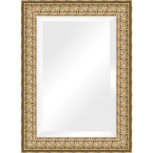 Зеркало с фацетом в багетной раме поворотное Evoform Exclusive 54x74 см, медный эльдорадо 73 мм (BY 1223)