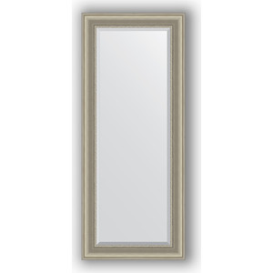 Зеркало с фацетом в багетной раме поворотное Evoform Exclusive 61x146 см, хамелеон 88 мм (BY 1265) evoform exclusive by 1161
