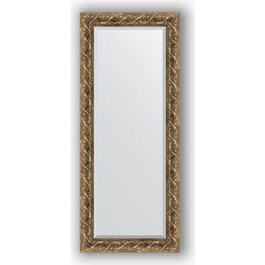 Зеркало с фацетом в багетной раме поворотное Evoform Exclusive 61x146 см, фреска 84 мм (BY 1269) sd 1269