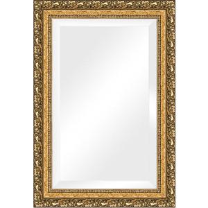 Зеркало с фацетом в багетной раме поворотное Evoform Exclusive 65x95 см, виньетка бронзовая 85 мм (BY 1280) зеркало с гравировкой поворотное evoform exclusive g 130x185 см в багетной раме виньетка бронзовая 85 мм by 4486