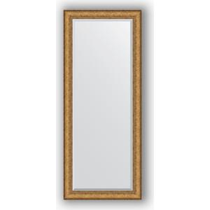 Зеркало с фацетом в багетной раме поворотное Evoform Exclusive 64x154 см, медный эльдорадо 73 мм (BY 1283)