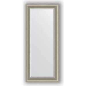 Зеркало с фацетом в багетной раме поворотное Evoform Exclusive 66x156 см, хамелеон 88 мм (BY 1285) evoform exclusive by 1161