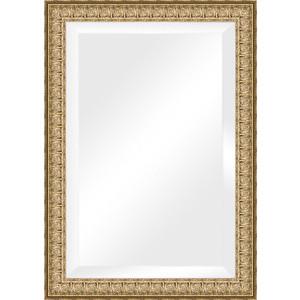 Зеркало с фацетом в багетной раме поворотное Evoform Exclusive 74x104 см, медный эльдорадо 73 мм (BY 1293)