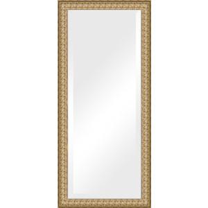 Зеркало с фацетом в багетной раме поворотное Evoform Exclusive 74x164 см, медный эльдорадо 73 мм (BY 1303)