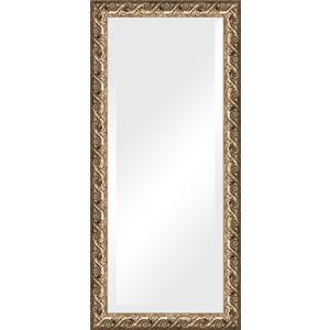 Зеркало с фацетом в багетной раме поворотное Evoform Exclusive 76x166 см, фреска 84 мм (BY 1309) зеркало с фацетом в багетной раме evoform exclusive 56x86 см фреска 84 мм by 1239