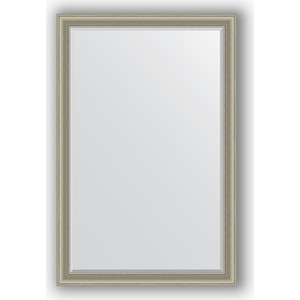 Зеркало с фацетом в багетной раме поворотное Evoform Exclusive 116x176 см, хамелеон 88 мм (BY 1315)