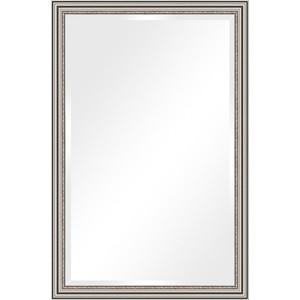 Зеркало с фацетом в багетной раме Evoform Exclusive 116x176 см, римское серебро 88 мм (BY 1317) tms320f28335 tms320f28335ptpq lqfp 176