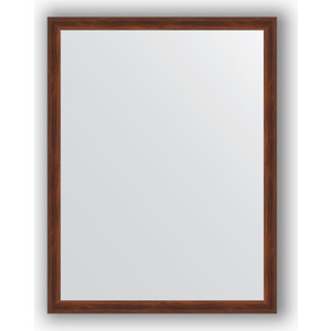 Зеркало в багетной раме Evoform Definite 34x44 см, орех 22 мм (BY 1324) зеркало в багетной раме evoform definite 58x108 см орех 22 мм by 0723