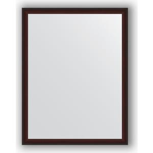 Зеркало в багетной раме Evoform Definite 34x44 см, махагон 22 мм (BY 1325)