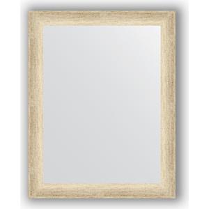 Зеркало в багетной раме Evoform Definite 36x46 см, состаренное серебро 37 мм (BY 1331) зеркало в багетной раме evoform definite 60x60 см состаренное серебро 37 мм by 0610