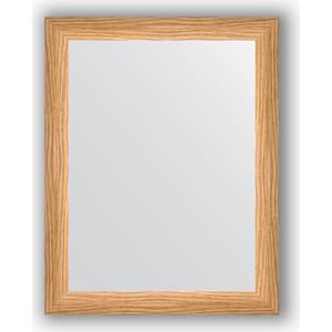 Зеркало в багетной раме Evoform Definite 36x46 см, клен 37 мм (BY 1333) зеркало в багетной раме evoform definite 60x80 см клен 37 мм by 0646