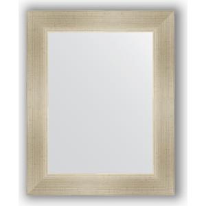 Зеркало в багетной раме Evoform Definite 40x50 см, травленое серебро 59 мм (BY 1336) зеркало evoform by 3312