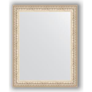 Фотография товара зеркало в багетной раме Evoform Definite 37x47 см, мельхиор 41 мм (BY 1342) (571712)