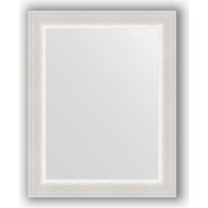 цена на Зеркало в багетной раме Evoform Definite 39x49 см, алебастр 48 мм (BY 1343)