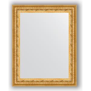 Зеркало в багетной раме Evoform Definite 38x48 см, сусальное золото 47 мм (BY 1345)