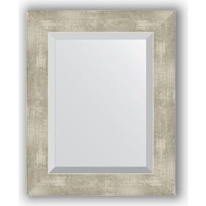 Фото - Зеркало с фацетом в багетной раме Evoform Exclusive 41x51 см, алюминий 61 мм (BY 1361) боди детский luvable friends 60325 f бирюзовый р 55 61