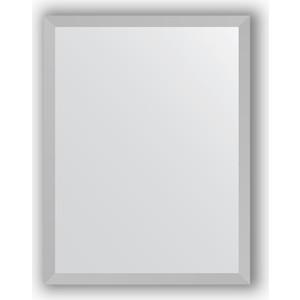 Зеркало в багетной раме Evoform Definite 33x43 см, хром 18 мм (BY 3001)