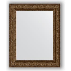 Зеркало в багетной раме Evoform Definite 40x50 см, виньетка состаренная бронза 56 мм (BY 3009) ecotime relogio 3009