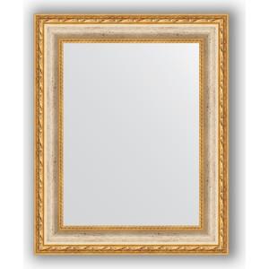Зеркало в багетной раме Evoform Definite 42x52 см, версаль кракелюр 64 мм (BY 3013) зеркало в багетной раме evoform definite 75x75 см версаль кракелюр 64 мм by 3237