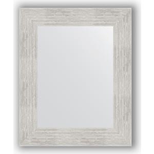 Зеркало в багетной раме Evoform Definite 43x53 см, серебреный дождь 70 мм (BY 3016) зеркало в багетной раме поворотное evoform definite 76x136 см серебреный дождь 70 мм by 3304