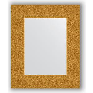 все цены на Зеркало в багетной раме Evoform Definite 46x56 см, чеканка золотая 90 мм (BY 3022) онлайн