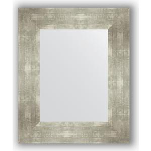 Зеркало в багетной раме Evoform Definite 46x56 см, алюминий 90 мм (BY 3026) зеркало evoform by 3372