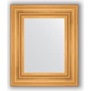 Зеркало в багетной раме Evoform Definite 49x59 см, травленое золото 99 мм (BY 3027) evoform definite 82x162 см травленое золото 99 мм by 3347