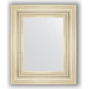 Зеркало в багетной раме Evoform Definite 49x59 см, травленое серебро 99 мм (BY 3028) thule 3028