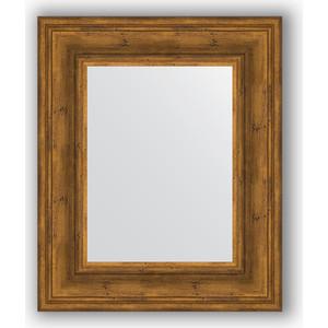 Зеркало в багетной раме Evoform Definite 49x59 см, травленая бронза 99 мм (BY 3029) зеркало в багетной раме evoform definite 72x72 см травленая бронза 99 мм by 3157