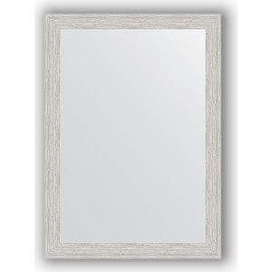 Зеркало в багетной раме поворотное Evoform Definite 51x71 см, серебрянный дождь 46 мм (BY 3037) зеркало в багетной раме поворотное evoform definite 71x151 см мозаика хром 46 мм by 3324