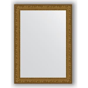 Зеркало в багетной раме поворотное Evoform Definite 54x74 см, виньетка состаренное золото 56 мм (BY 3039) зеркало в багетной раме поворотное evoform definite 74x134 см виньетка состаренное золото 56 мм by 3295