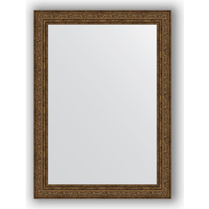 Зеркало в багетной раме поворотное Evoform Definite 54x74 см, виньетка состаренная бронза 56 мм (BY 3041) зеркало evoform by 3195