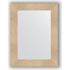 48246782f632 ... Зеркало в багетной раме поворотное Evoform Definite 60x80 см, золотые  дюны 90 мм (BY