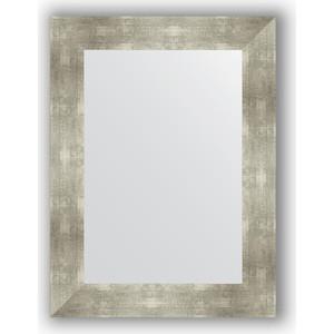 Зеркало в багетной раме поворотное Evoform Definite 60x80 см, алюминий 90 мм (BY 3058) зеркало evoform by 3312