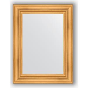 Зеркало в багетной раме Evoform Definite 62x82 см, травленое золото 99 мм (BY 3059) evoform definite 82x162 см травленое золото 99 мм by 3347