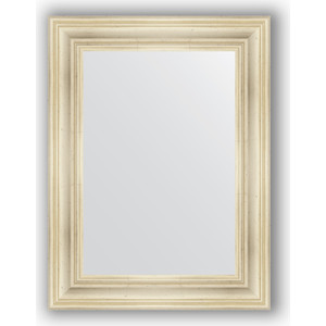 Зеркало в багетной раме поворотное Evoform Definite 62x82 см, травленое серебро 99 мм (BY 3060) зеркало в багетной раме поворотное evoform definite 74x154 см травленое серебро 59 мм by 0769