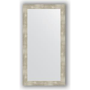 Фото - Зеркало в багетной раме поворотное Evoform Definite 54x104 см, алюминий 61 мм (BY 3076) боди детский luvable friends 60325 f бирюзовый р 55 61