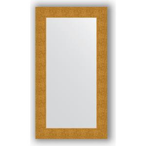Зеркало в багетной раме поворотное Evoform Definite 60x110 см, чеканка золотая 90 мм (BY 3086) зеркало в багетной раме поворотное evoform definite 70x90 см чеканка золотая 90 мм by 3182