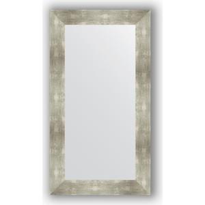 Зеркало в багетной раме поворотное Evoform Definite 60x110 см, алюминий 90 мм (BY 3090) зеркало evoform by 3170