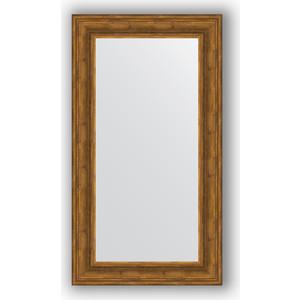Зеркало в багетной раме поворотное Evoform Definite 62x112 см, травленая бронза 99 мм (BY 3093) цена 2017