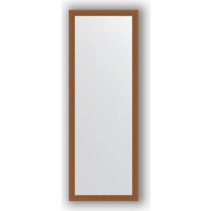Зеркало в багетной раме поворотное Evoform Definite 51x141 см, мозаика медь 46 мм (BY 3099) зеркало в багетной раме поворотное evoform definite 71x151 см мозаика медь 46 мм by 3323