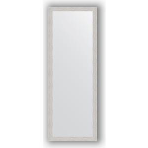 Зеркало в багетной раме поворотное Evoform Definite 51x141 см, серебрянный дождь 46 мм (BY 3101) зеркало evoform by 3101