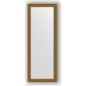 Зеркало в багетной раме поворотное Evoform Definite 54x144 см, виньетка состаренное золото 56 мм (BY 3103) зеркало в багетной раме поворотное evoform definite 74x134 см виньетка состаренное золото 56 мм by 3295