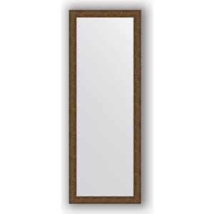 Зеркало в багетной раме поворотное Evoform Definite 54x144 см, виньетка состаренная бронза 56 мм (BY 3105) зеркало evoform by 3195