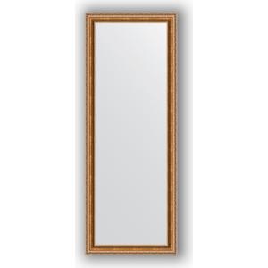 Зеркало в багетной раме поворотное Evoform Definite 55x145 см, версаль бронза 64 мм (BY 3111) зеркало в багетной раме поворотное evoform definite 54x144 см травленое серебро 59 мм by 0718